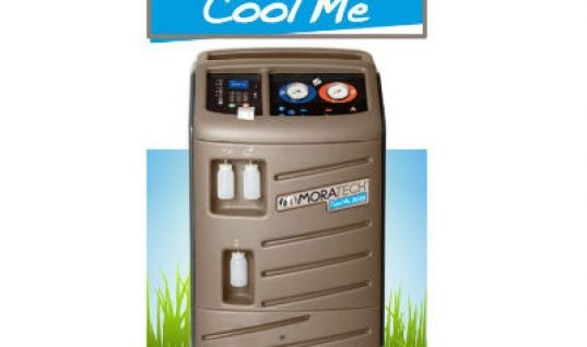 Cool Me automatic A/C recycling centre offer at Eclipse