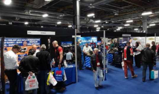 Mechanex Manchester success