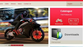 TRWmoto launches new website