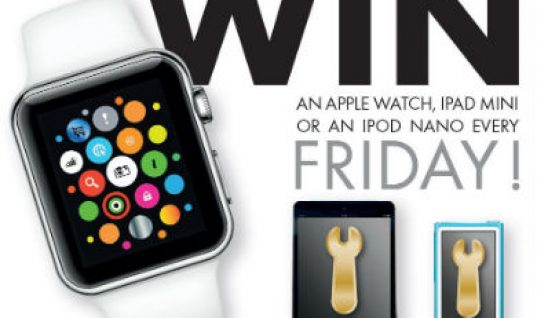 Win an Apple product every Friday with Tenneco