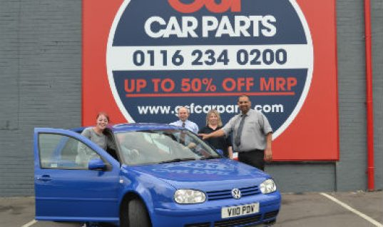 £15,000 worth of free parts and repairs for GSF competition winners