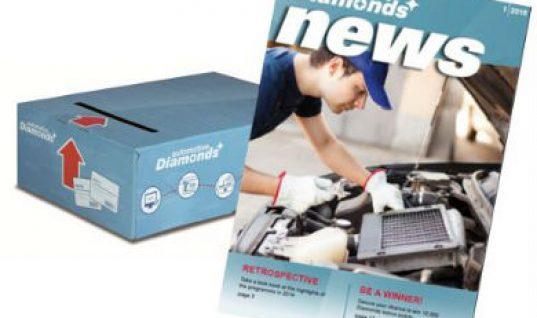 New 'automotive Diamonds' benefits for the IAM