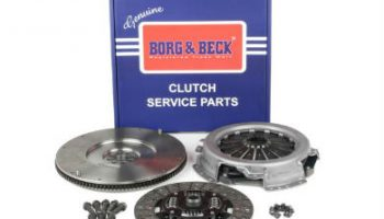 New clutch 'lasts 15 times longer than OE unit' say Borg & Beck