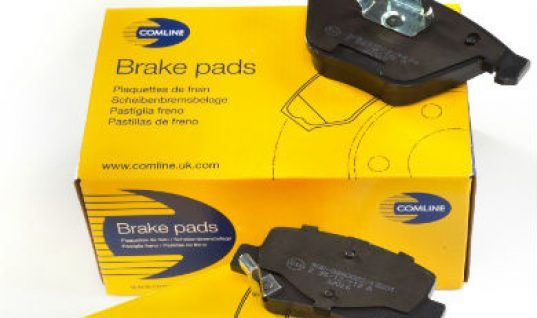 Comline announces new batch of brake pad part numbers