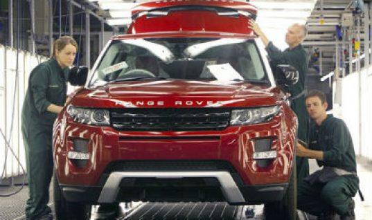 UK automotive boasts record £69.5 billion turnover