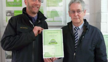 Winning independent achieves Good Garage Feedback prize for 3rd year