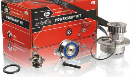 Gates adds thermostats to timing belt kits for the first time