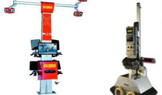Future-proof wheel alignment solutions from Corghi