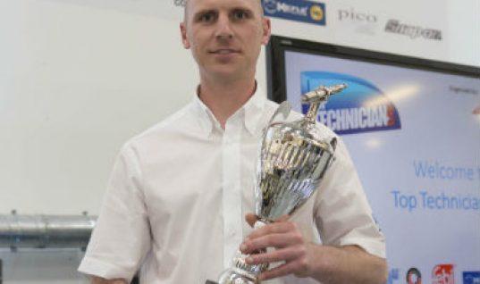 Top Technician 2015 winner announced