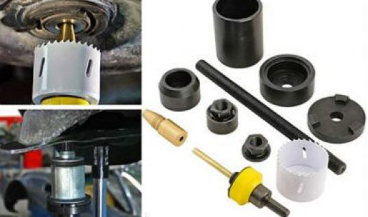 Video: Innovative front subframe bush removal kit from Laser Tools