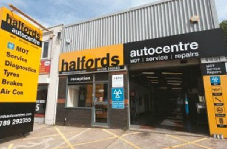 Halfords Autocentre fined £47,000 following undercover sting