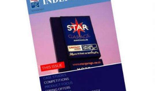 Unipart Autoparts launches new magazine for independents