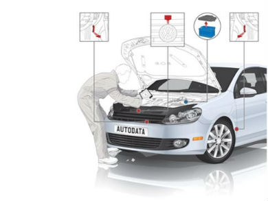 Autodata introduce coloured wiring diagrams - Garagewire