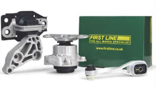 First Line introduce 200 new engine and gearbox mountings