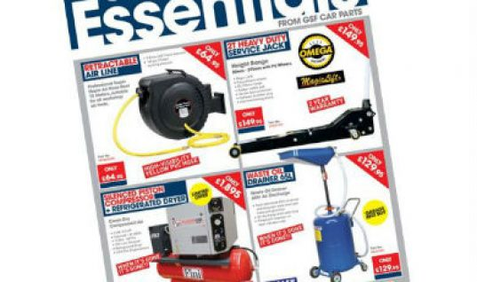 GSF launches latest 'garage essentials' promotion