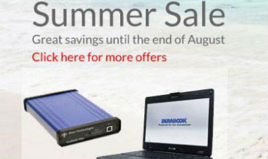 Great savings in the Maverick summer sale