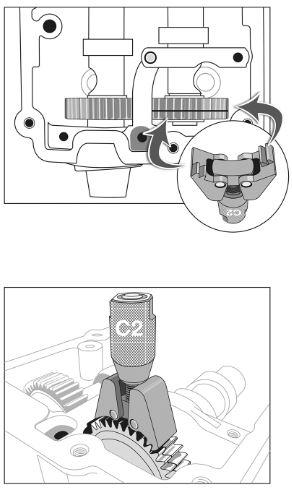 Laser Tools diesel camshaft/head rebuild kit for VAG/Porsche