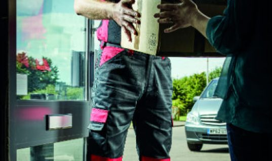 Stylish and practical work trousers to be launched next month
