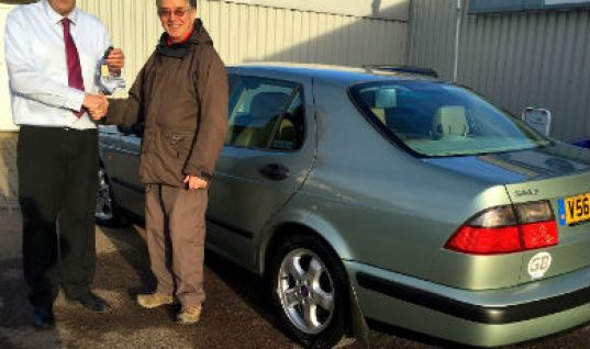 Workshop offers win-win solution for Saab owner