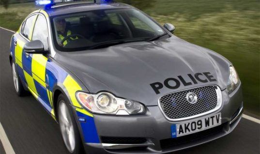 Two men convicted after they were caught dismantling stolen car