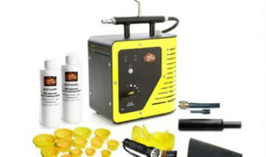 Smoke Wizard 'revolutionises' system leak diagnostics