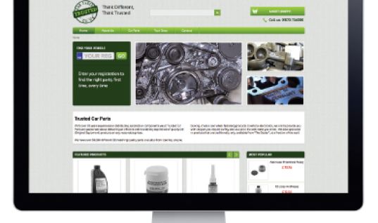 Put your trust in Trusted to find difficult-to-source car parts