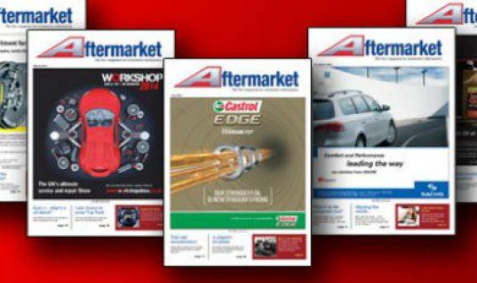 BREAKING: Aftermarket magazine returns to print