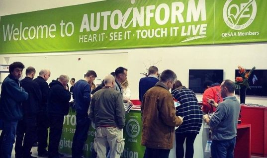 Autoinform LIVE Event back on the 28th – 29th November