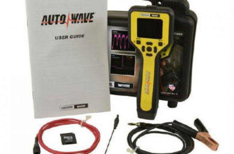 7500 Auto Wave automotive voltage/signal waveform viewer - Garagewire