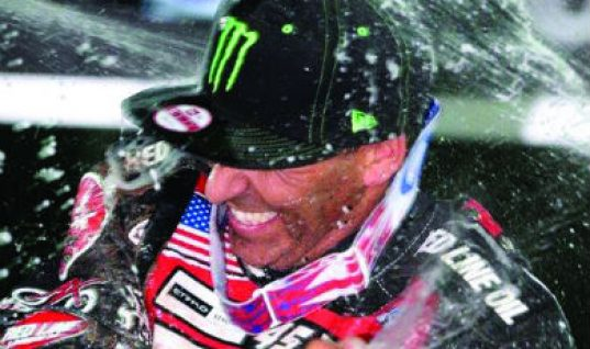 NGK-sponsored World Speedway champion storms to victory