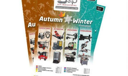 SIP publish Autumn/Winter 2015 promotion