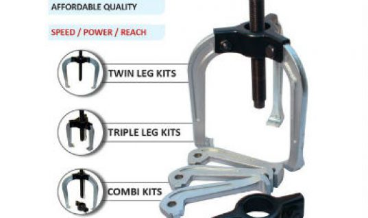 Sykes-Pickavant launch new range of mechanical pullers
