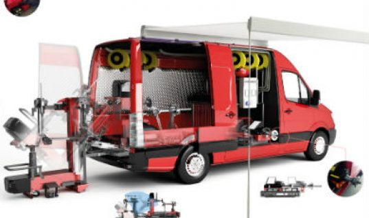 Mobile tyre fitting solutions from REMA Tip Top