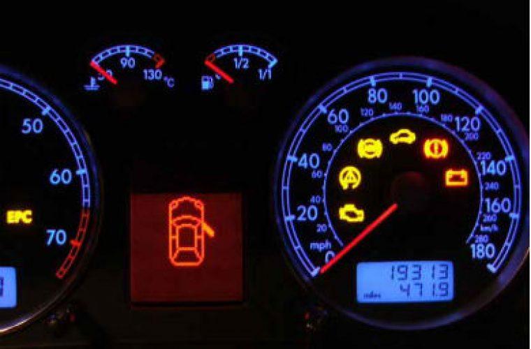 aa app helps motorists identify dashboard warning lights