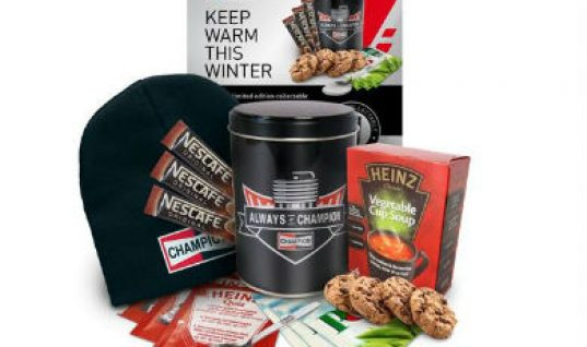 Champion launches new Winter Warmer promotion for aftermarket