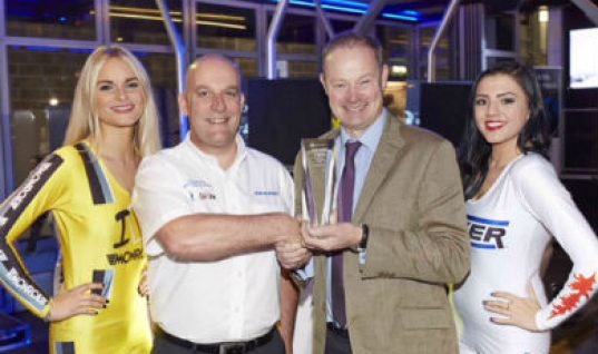 Tenneco achieve double success at GROUPAUTO trade show