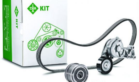 Schaeffler expands INA timing belt kit range