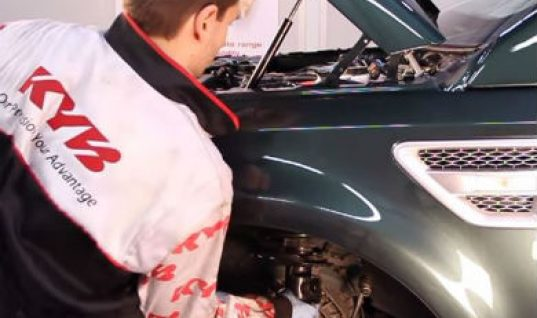 Video: Front shock absorber fitting for Land Rover Freelander II