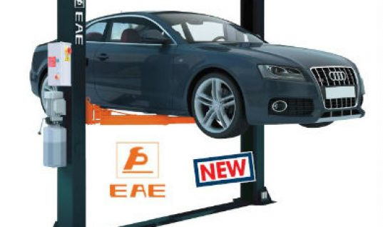 Electro hydraulic two post lift offers from GSF