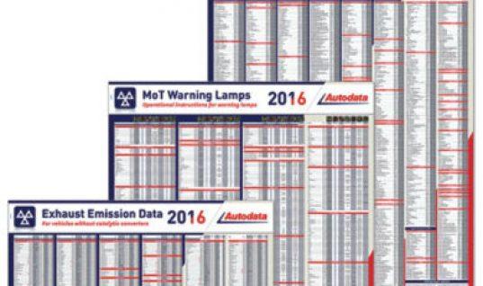 Save 30 per cent with Autodata chart bundle at Prosol