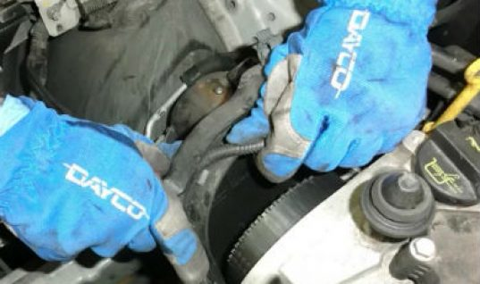 Dayco Tech: Alfa Romeo Mito 1.4L TB petrol timing belt installation kit