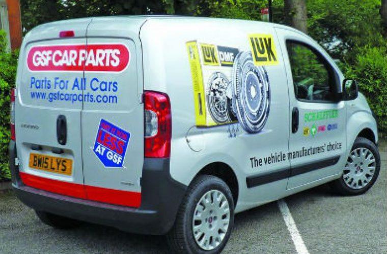 Schaeffler Vans Deliver Big Brands At Gsf Garagewire