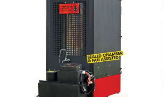New waste oil heaters now available at GSF