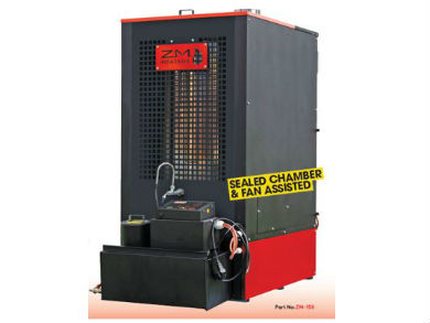 New Waste Oil Heaters Now Available At Gsf Garagewire