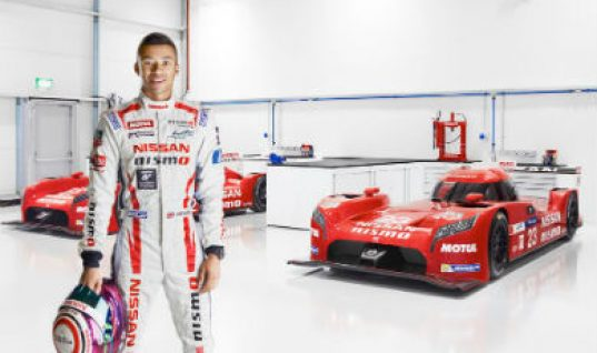 Video: Nissan GT-R LM Nismo workshop gets the Dura treatment