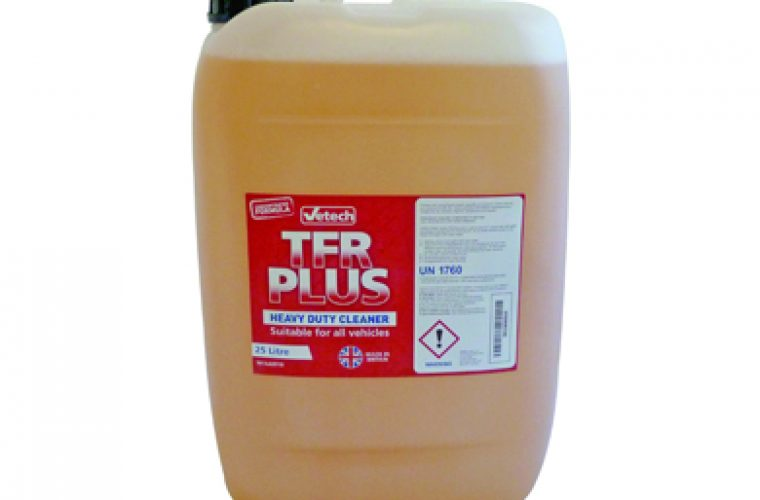 Vetech TFR Plus – 25L, only available from GSF