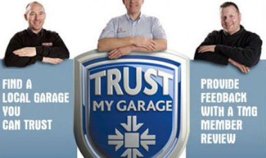 Garages 'flock' to Trust My Garage following CTSI approval