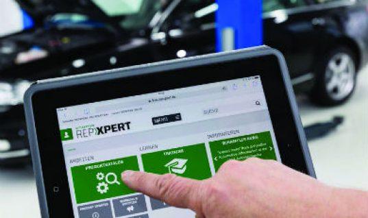 Schaeffler launches revised REPXPERT site