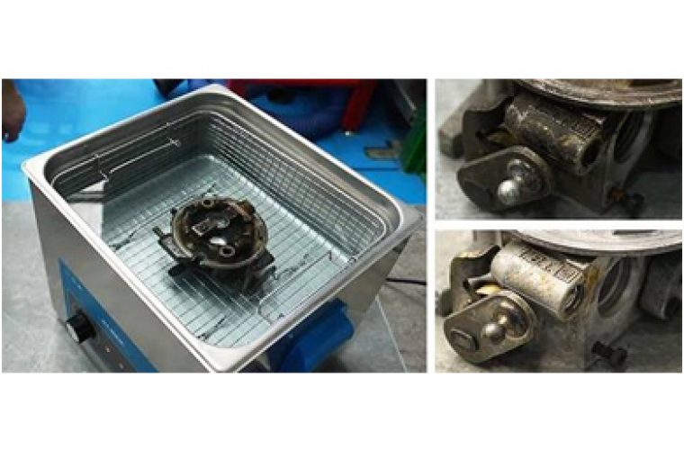 Ultrasonic Cleaner with the capacity needed in the workshop