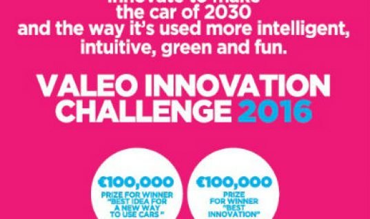 Students encouraged to rise up to Valeo's 'Innovation Challenge'